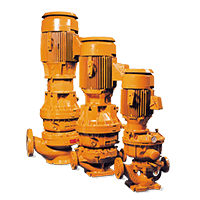 Sundyne Process pump