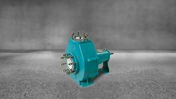 Wernert centrifugal pumps