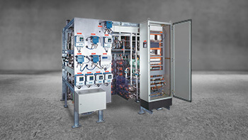 LEWA metering and mixing system